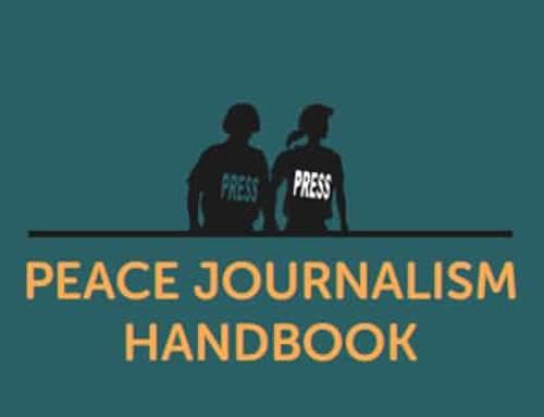 Resource: Peace Journalism Handbook, 2016