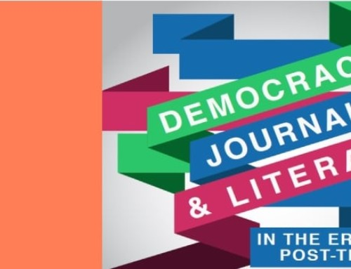 EVENT: #MyStory  – Democracy, Journalism and Literacy – How to preserve media freedom, pluralism and citizens' interests in a post-truth era